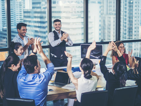 5 Steps to Creating a Winning Sales Team