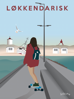 Plakat Illustration