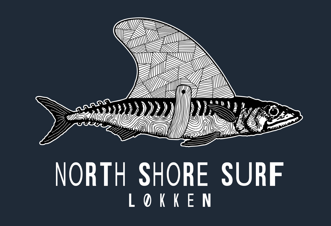 North Shore Surf Logo