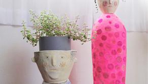 Vol.25 陶器と植物