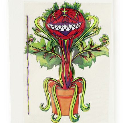 X-Rays From Outer Space - Audrey II
