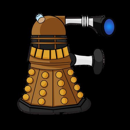 F - Dalek