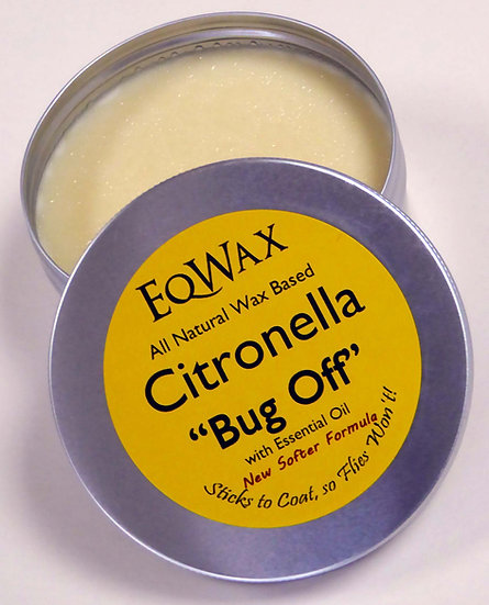 EqWax: Citronella Equine Fly Repellent Tin