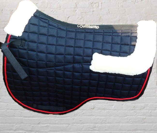 Bellissimo Faux Fur GP Saddle Pad