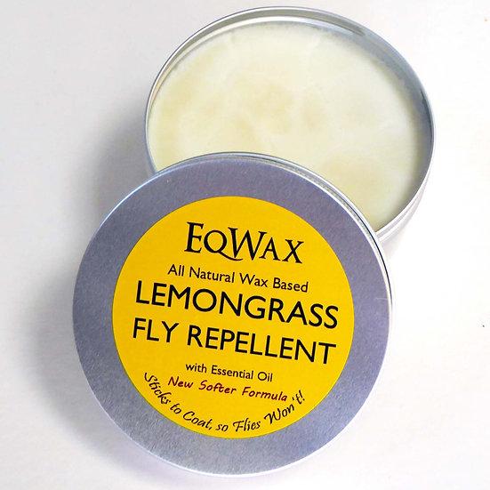 EqWax: Lemongrass Equine Fly Repellent Tin
