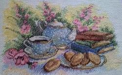M Kostina Tea and Buns