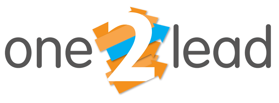 ONE 2 LEAD LOGO - Transparent background