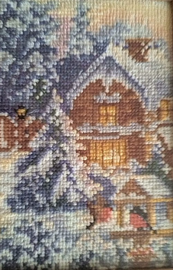 M_Kostina_Winter House