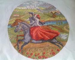 M Kostina Horsemen