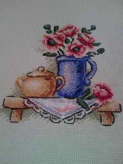 M_Kostina_Flowers in Jugs