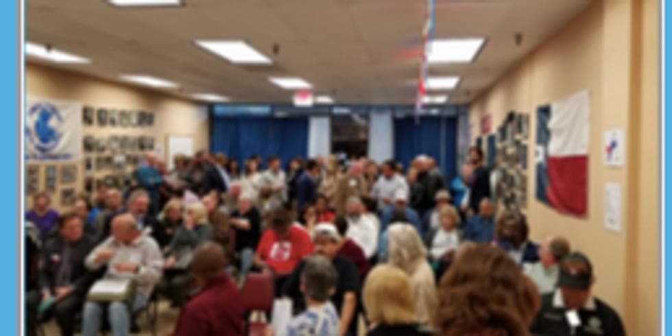 Area 5 Democrats Monthly Meeting