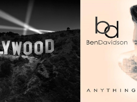 "DSM lands major film placement and Ben Davidson's summer single release ""ANYTHING""!"