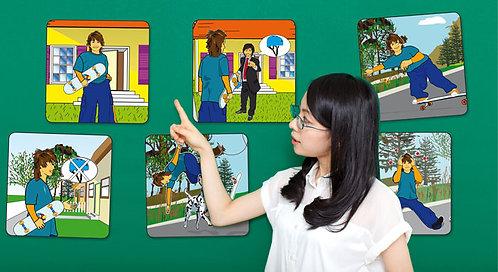 故事卡 Chinese Story Cards
