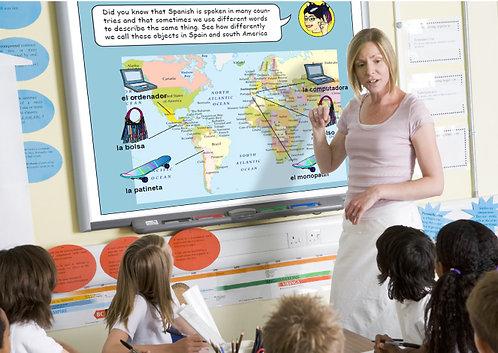 ¿De Dónde Vienes? (2010 Teacher Edition)