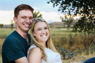 Nolan & Kristen - Mojave Narrows Regional Park