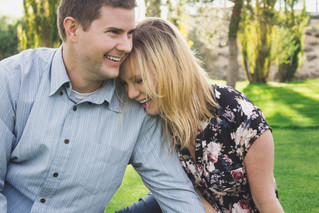 Jared & Katie Engagements - Spring Valley Lake Country Club