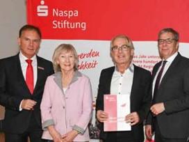 Naspa Stiftung fördert unsere neue Website