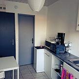 cuisine location studio meublé particulier bourbonne-les-bains