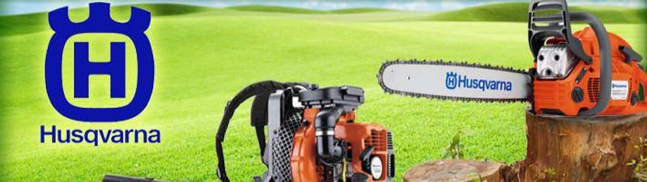 Husqvarna lawn equipment