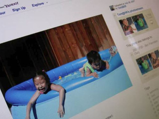 Online predators can determine where posted photos and videos were shot