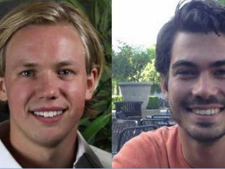 The Swedish Stanford students who rescued an unconscious sexual assault victim speak out
