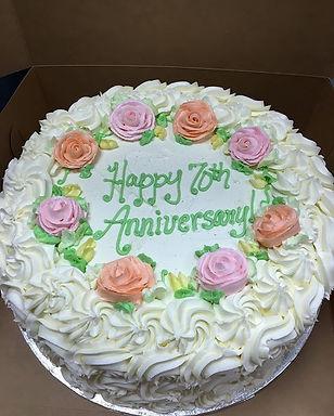 Happy 70th Anniversary!