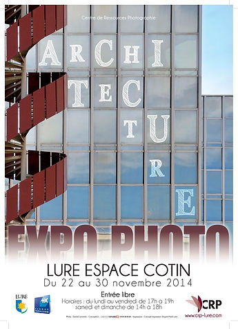 Affiche Expo 2014 © CRP