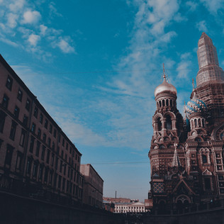 St Petersburg: Venice of the North