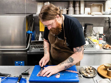 Irish Chef JP McMahon Offering Exclusive Private Cooking Classes to Global Audience