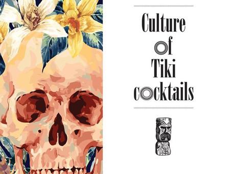 Η κουλτούρα των Tiki cocktails σε ένα βιβλίο