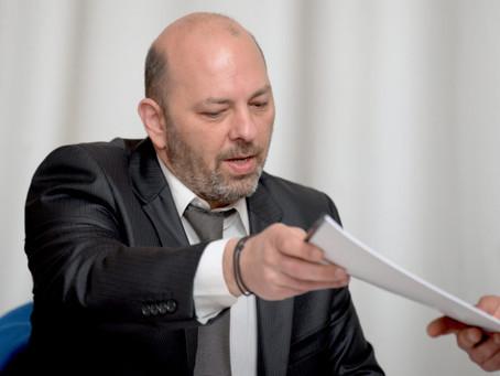Χάρης Χαραλαμπίδης: Ο «Sir» της γαστρονομικής εκπαίδευσης