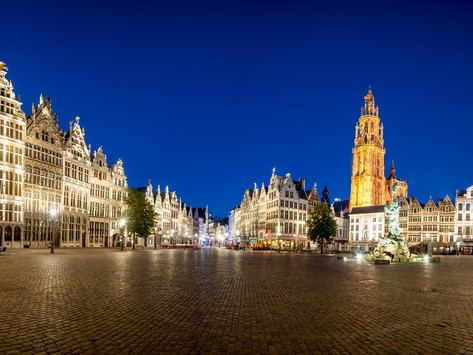 The World's 50 Best Restaurants live awards will return in physical form on 5th October in Antwerp