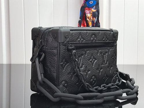 Lv soft trunk sling bag
