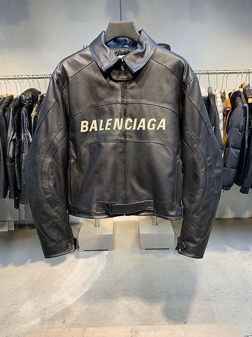 Balenciaga  Leather Jacket Premium