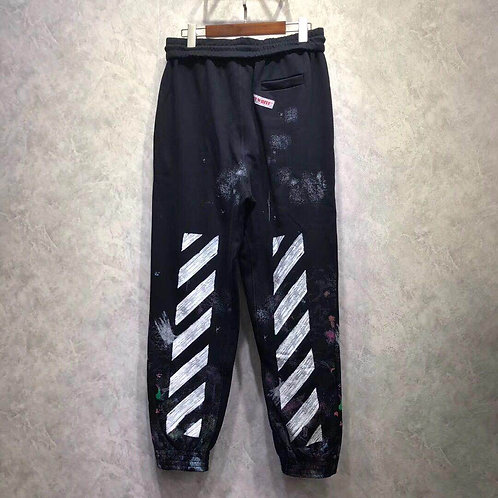 OFFWHITE GALAXY PANTS