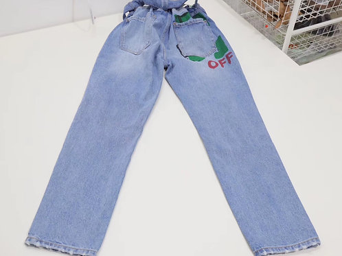Offwhite jeans
