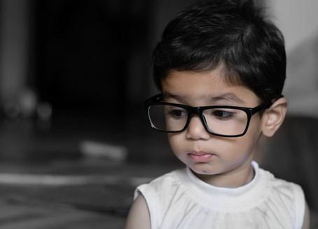 Four Signs Your Child Needs Glasses