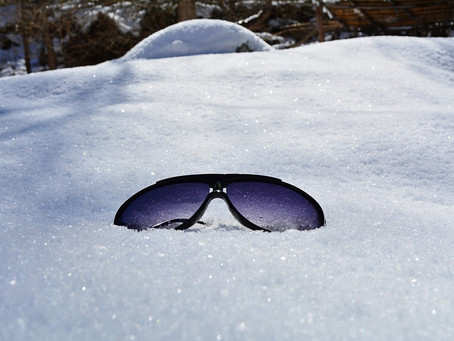 Protecting Your Eyes from Snow Glare