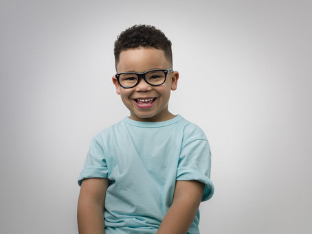 How to Help Your Child Adjust To Glasses