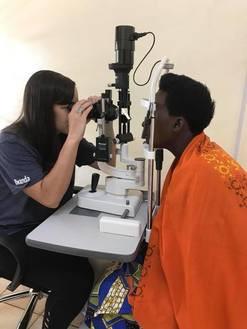 Bringing Vision to Rwanda: Dr. Oker's Commitment to to OneSight