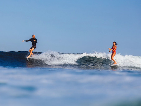 La newsletter de l'ecole de surf de Guadeloupe - Semaine 44 (vacances de toussaint)