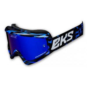 EKS Scatter X noir / bleu