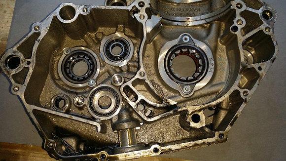 1/2 carter Moteur Gauche KTM SXF 08-09