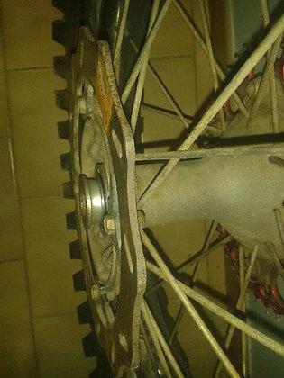 Disque de freins AR crf