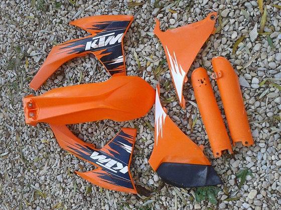 Kit plastique KTM sx/sxf 2013