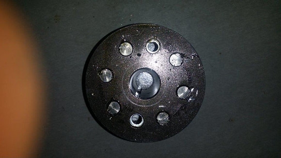 Allumage : Rotor kxf 250