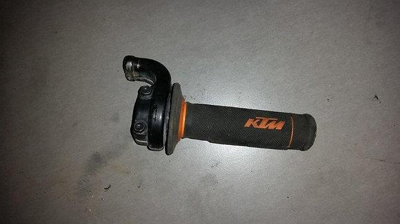 Poignée d'accélérateur KTM