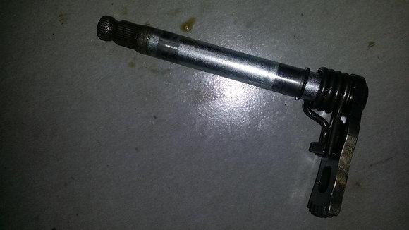 Axe de selecteur KXF 250