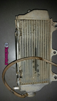 Radiateur D YZF 250 2012