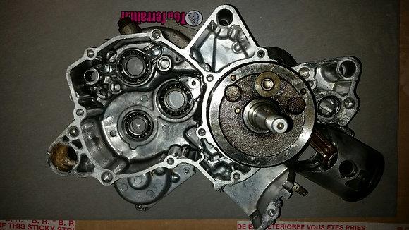 1/2 Carter moteur Droit yz 125 2012